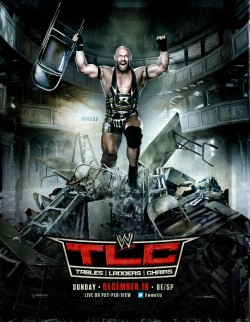 WWE TLC 2012 Poster