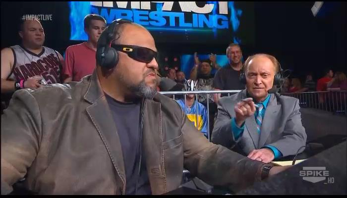 Bully Ray let himself go after his loss.