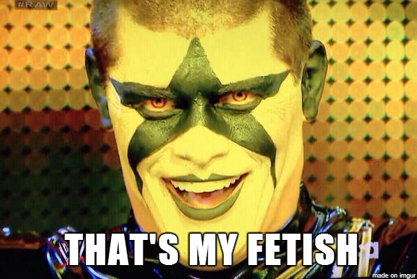Tag wrestling; THAT'S MY FETISH!