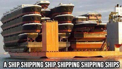 I like shipping.