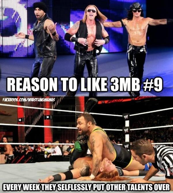 Thank you, Wrestling Memes.