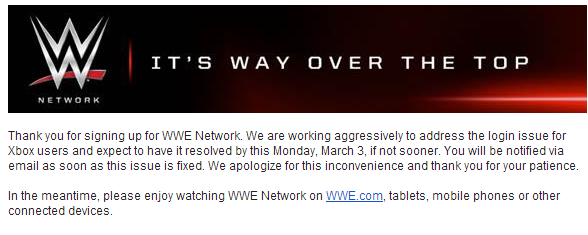 You know when they finally fixed these issues?  DURING RAW.