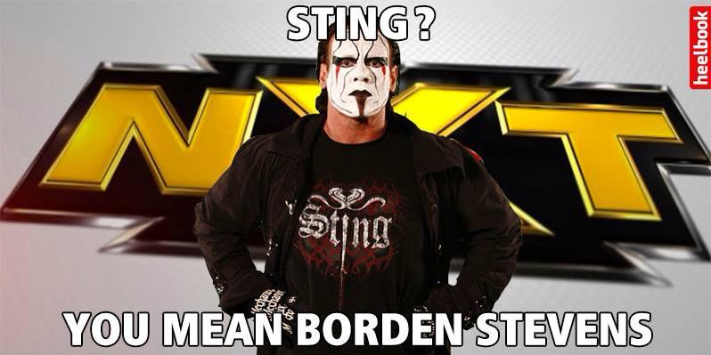 I've never heard of this Sting guy.